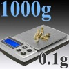 1000g 0.1g P156 Small Jewelry Digital Pocket Scale