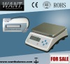 10kg*1g Platform Scale With High Stability WT10000X