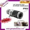 12X telephoto lens for Camera Lens for iphone extra parts IP900