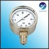 """2.5""""Dial Stainless Steel Vertical Detachable Pressure Gauge"""
