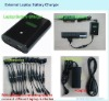 2 in1 Universal Laptop AC Charger With12 connecting wires and CE mark