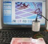 200x USB portable adjustable digital microscope