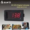 2012 New Panel DC Digital Voltmeter