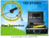 20m/30M/40m/50m industrial endoscope wiht DVR underwater video system/pipe wall inspection system 20 pipe cameraTEC-Z710D5