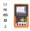 "3.7"" TFT handheld dual channels digital oscilloscope/multimeter(60MHz)"