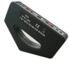 3-in-1 Metal/Voltage/Stud Detector with Audible and Visual Indication