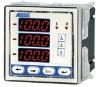 3 phase DC digital switchgear voltmeter