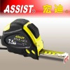 32G Rubber covered steel tape measure
