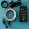 4 zone control microscope led ring light