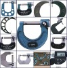"""480-510D 25-50mm/1-2"""" x 0.001/0.00005"""" New Type Four-Button Painted Frame Electronic Outside Micrometer 25-50mm"""