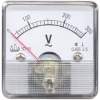 50 Moving Iron Instruments AC Voltmeter