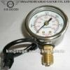 50mm waterproof CNG pressure gauge for car