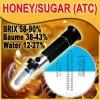 58-90% Brix Honey Refractometer Beekeeping Tester Bees