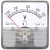 60 Moving Iron Instruments AC Voltmeter