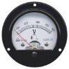 65 Moving Iron Instruments AC Voltmeter