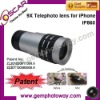 9X telephoto for Camera Lens for iphone extra parts IP860 lens for Other Accessories & Parts