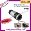 9X telephoto lens for Mobile Phone Housings IP860 lens for iPhone