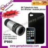 9X telephoto lens for Mobile Phone Housings IP860 lens for iPhone camera lens