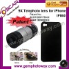 9X telephoto lens for mobile phone accessory IP860 lens for iPhone