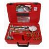 A&E Hand Tool TU-443U, Deluxe Fuel Injection Pressure Test Set with Update Kit