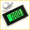 AFFICHEUR DIGITAL LCD VERT PANEL VOLTMETER DC 0-200V HQ [K175]