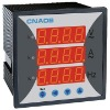 AOB294Z-7X4-UIF CNAOB DIGITAL VOLTAGE CURRENT FREQUENCY COMBINED METER 72*72