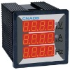 AOB294Z-8X4-UIF CNAOB DIGITAL VOLTAGE CURRENT FREQUENCY COMBINED METER 72*72