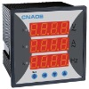 AOB294Z-9X4--UIF single-phase combined meter with current,voltage,frequency