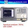 AT6030D-CDMA digital Spectrum analyzer 3GHz, With CDMA