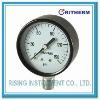 Ammonia pressure gauge,steel case