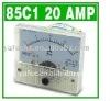 Analog Panel Meter AMP DC Ammeter O-245