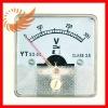 Analog Panel Voltage Volt Meter Voltmeter AC300V 91L4 [K205]