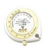BMI calculator/BMI body measuring tape/BMI body tape measure/health care product/BMI tape measure