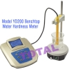 Bench top water hardness meter YD200