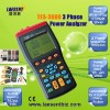 Best -Seller TES-3600 3P4W Power Analyzer with Free Shipping