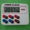 Big LCD Display Mini Electronic Timer JT305