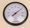 Bimetal Hygrometer