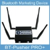 Bluetooth Marketing System(Free advertising anytime anywhere)