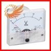 Brand New Professional Analog Panel DC DC20V Volt Meter Voltmeter [EP153]