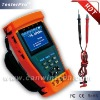 CCTV tester 895 with digital mutimetr and optical power tester