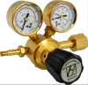 CH4 pressure regulators