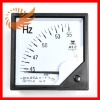 COMPTEUR FREQUENCE FREQUENCEMETRE ANALOGUE 45-55Hz NEUF [K207]