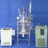 Chemical Equipment Jacketed Glass Reactor TED-20L