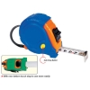 Contractor Rubber Tape Measure with Tri-Stops