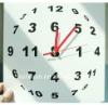 Creative Magic ball numeral wall clock Artistic clock