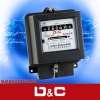 DELIXI DD862-4 Single Phase electric KWH Meter
