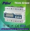 DIN rail kWh Energy Meter