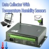 Data Collector with Temperature Humidity Sensors