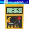 Digital Earth resistance tester AR4105A