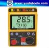 Digital Earth resistance tester AR4105B